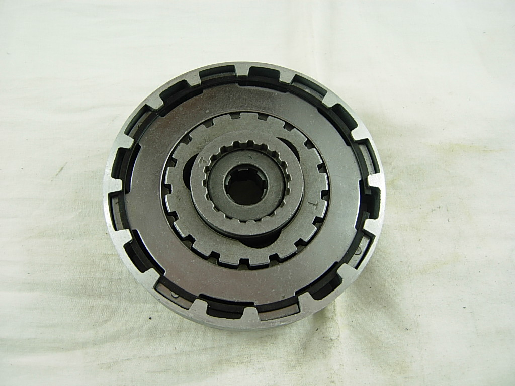 Semi Auto Clutch For 50 125cc 18 Tooth Automotive Motorcycle Powersports Parts Engine Clutches